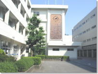 敬愛学園高等学校校内画像